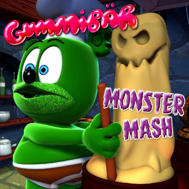 monster mash single cover 1500