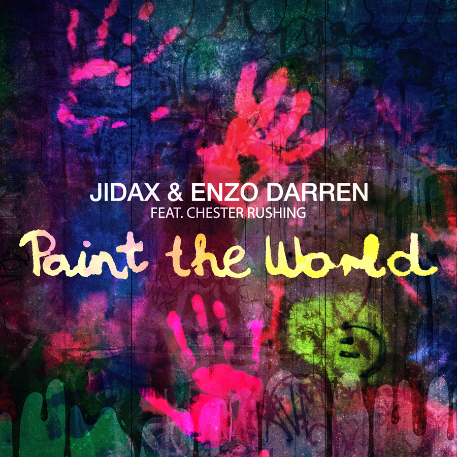 Paint The World Cover