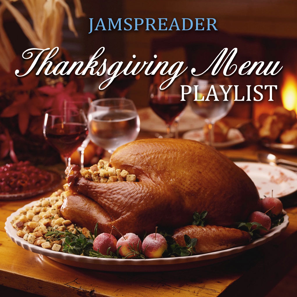 thanksgiving playlist cover